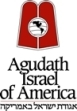 Agudah logo red