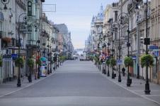 Piotrkowska-shopping-street-in-Lodz-©PolandMFA