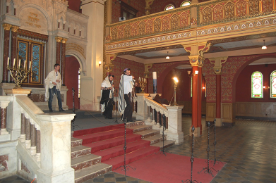 Synagoga-Tempel