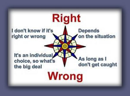moral compass0