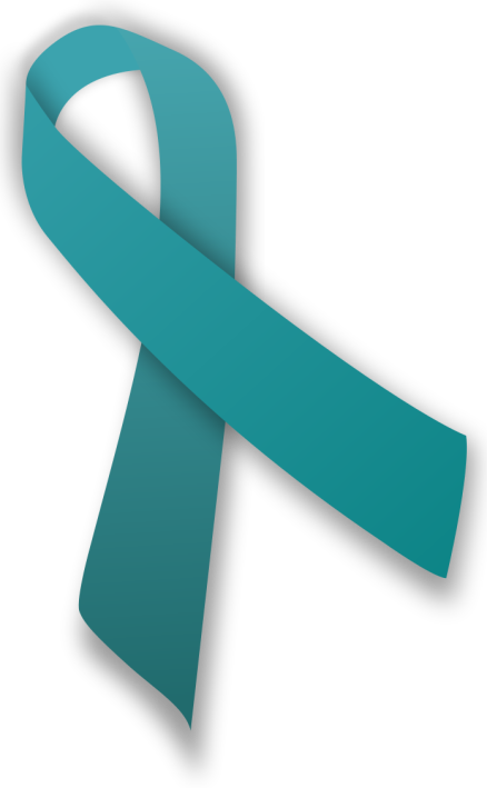 697px-Teal_ribbon_svg