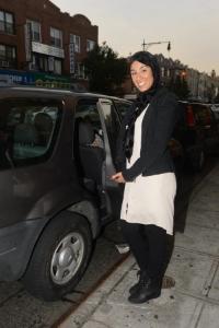 Ahlam Jaoui: modern woman