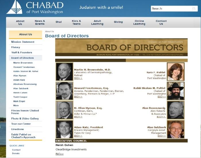 Chabad of Port Washington