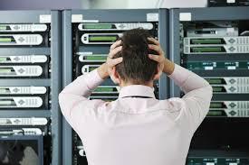 computer problems server