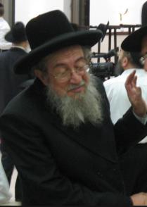 Rabbi Dovid Tzvi Ordentlich