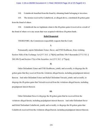 Feiner, SEC Complaint_Page_24